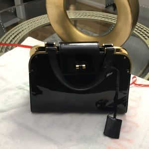 Love this beauty authentic YSL like new handbag